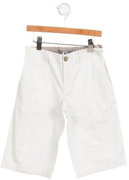 Bonpoint Boys' Cropped Wide-Leg Pants w/ Tags