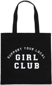 Forever 21 Girl Club Graphic Tote