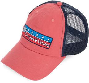Vineyard Vines Boys Lacrosse Trucker Hat
