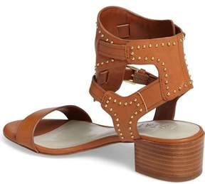 1 STATE Womens Rylen Leather Open Toe Casual Ankle Strap Sandals.