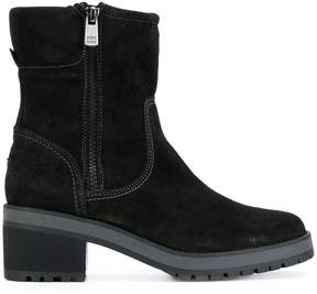 Tommy Hilfiger lined ankle boots