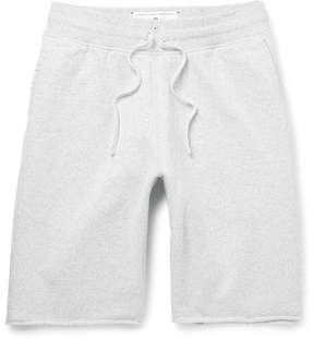 Reigning Champ Slim-Fit Loopback Cotton-Jersey Drawstring Shorts