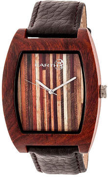 Earth Wood Cedar Unisex Red Bracelet Watch-Ethew4603