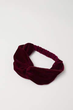 H&M Hairband - Red