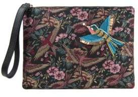 Sam Edelman Rhea Majestic Bird Clutch