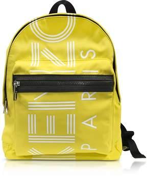 Kenzo Lemon Nylon Medium Sport Backpack