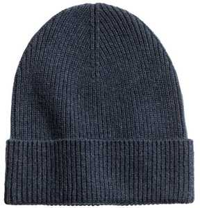 H&M Ribbed Wool Hat