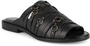 Kelsi Dagger Brooklyn Women's Classic Leather Flat Sandals