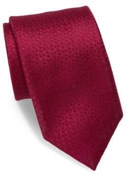 Charvet Silk & Linen Tie