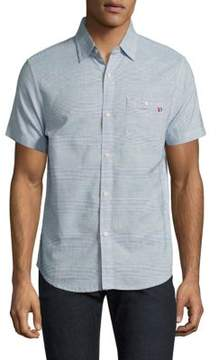 Sol Angeles Raya Woven Casual Button-Down