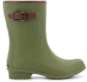 Chooka Women's City Solid Mid Rain Boot