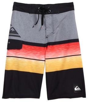 Quiksilver Boy's Slab Logo Board Shorts