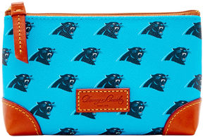 NFL Panthers Cosmetic Case