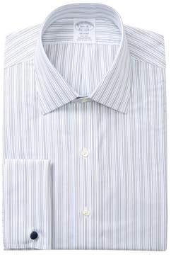 Brooks Brothers Striped Slim Fit Dress Shirt