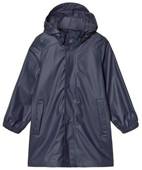 Mini A Ture Ombre Blue Riley Rain Jacket