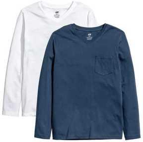 H&M Jersey Shirts
