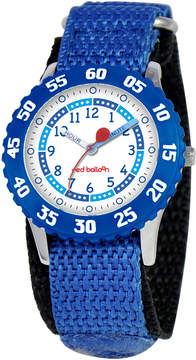 JCPenney RED BALLOON Red Balloon Kids Easy-Read Character Fast Strap Watch