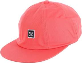 adidas Mod 6 Panel Hat Trasca Orange Elastic Back