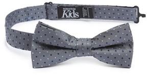 Nordstrom Boy's Dot Silk Bow Tie
