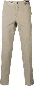 Pt01 skinny cropped trousers