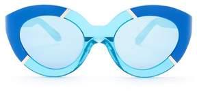 Karen Walker Poolside Flowerpatch Sunglasses