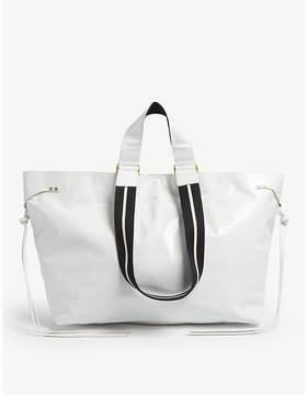 Isabel Marant White Leather Tote Bag