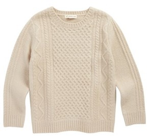 Tucker + Tate Toddler Boy's Cable Sweater