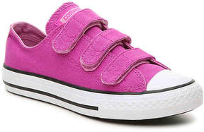 Converse Chuck Taylor All Star 3V Toddler & Youth Sneaker - Girl's