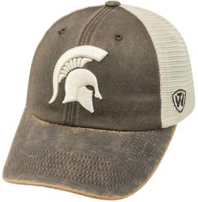 Top of the World Adult Michigan State Spartans Scat Adjustable Cap