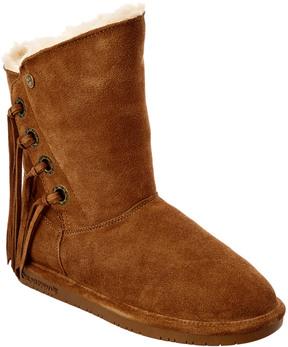 BearPaw Women's Arya Suede Boot