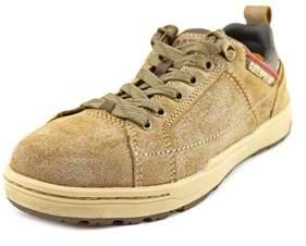 Caterpillar Brode St Steel Toe Leather Work Shoe.
