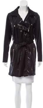 Blank NYC Long Sleeve Shimmer Jacket