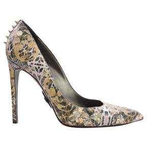Philipp Plein Leather heels