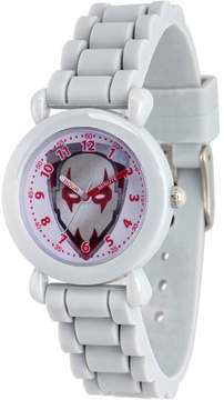 Marvel Guardian Of The Galaxy Boys Gray Strap Watch-Wma000147
