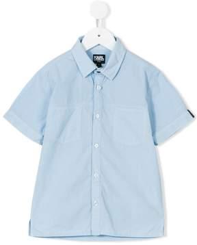 Karl Lagerfeld shortsleeved shirt
