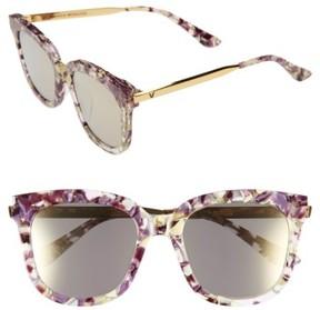 Gentle Monster Women's 54Mm Sunglasses - Light Purple/ Clear