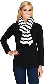 Collection XIIX Collection 18 Bold Striped Knit Scarf