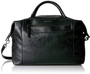 Armani Exchange A X Pu Travel Bag