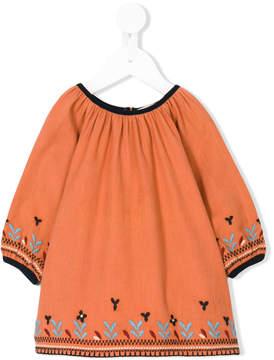Caramel Lydford baby dress