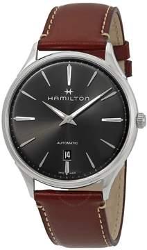 Hamilton Jazzmaster Thinline Automatic Grey Dial Men's Watch