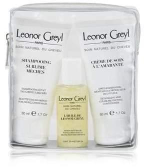 Leonor Greyl Luxury Travel Kit