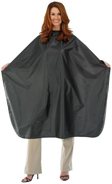 Betty Dain Black Nylon Chemical Cape