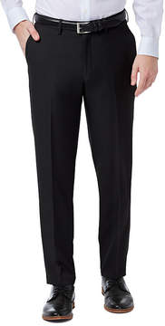 Haggar Premium Comfort Dress Pant Slim Fit Flat Front