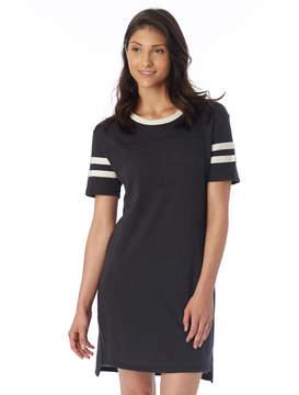Alternative Apparel Stadium Eco-Jersey T-Shirt Dress