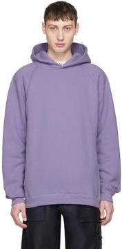Nonnative Purple Coach Hoodie