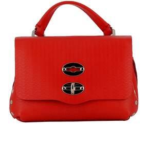 Zanellato Cardinale Leather Shoulder Bag