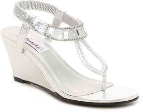 Dyeables Women's Mila Wedge Sandal