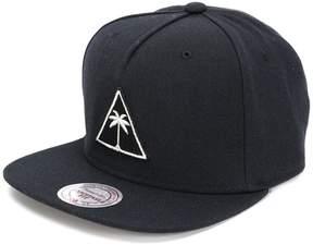 Palm Angels logo patch baseball cap