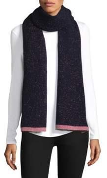 Rag & Bone Jubilee Merino Wool Speckle Scarf