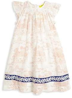 Roberta Roller Rabbit Toddler's, Little Girl's & Girl's Venezia Antonia Dress